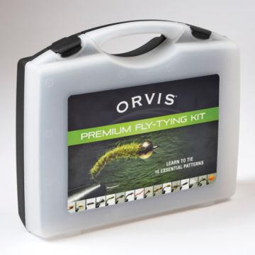 Orvis Premium Fly-Tying Kit -  image number 2