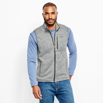 Sweater Fleece Vest -  image number 1