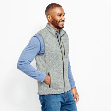 Sweater Fleece Vest -  image number 2