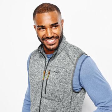Sweater Fleece Vest -  image number 4