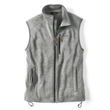 Sweater Fleece Vest -