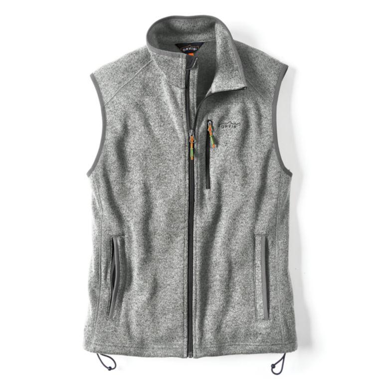 Sweater Fleece Vest -  image number 0