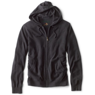 Men's Cashmere Hooded Sweater -