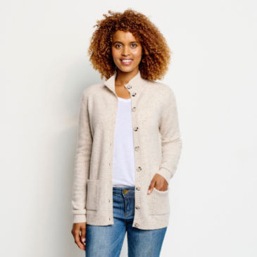 Countryside Cashmere Cardigan Sweater -
