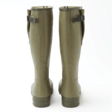 Le Chameau Vierzon Jersey Boots - OLIVE image number 1