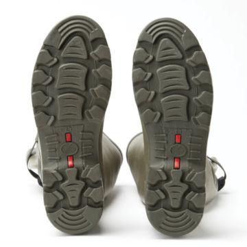 Le Chameau Vierzon Jersey Boots - OLIVE image number 2