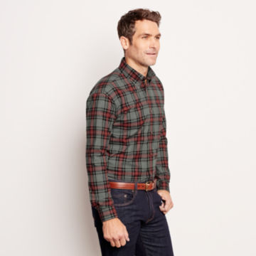 Signature Twill Long-Sleeved Shirt -  image number 2