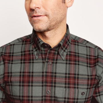 Signature Twill Long-Sleeved Shirt -  image number 4