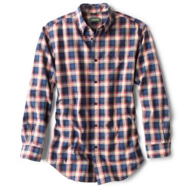 Signature Twill Long-Sleeved Shirt -