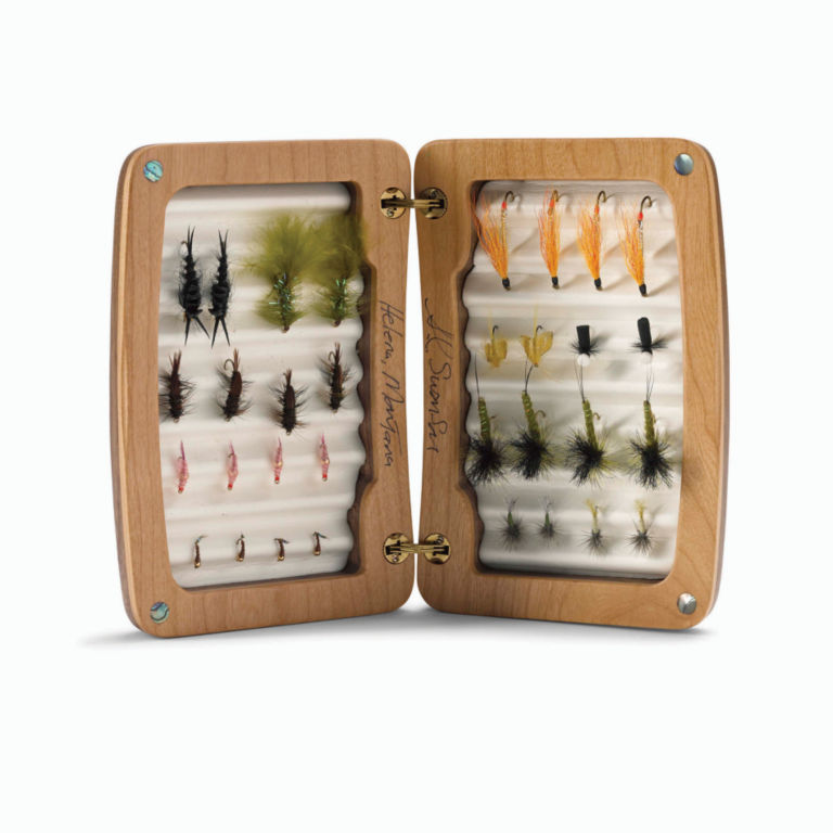 A.L. Swanson River Series Fly Boxes -  image number 1