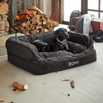 Orvis ComfortFill-Eco™ Couch Dog Bed -  image number 0