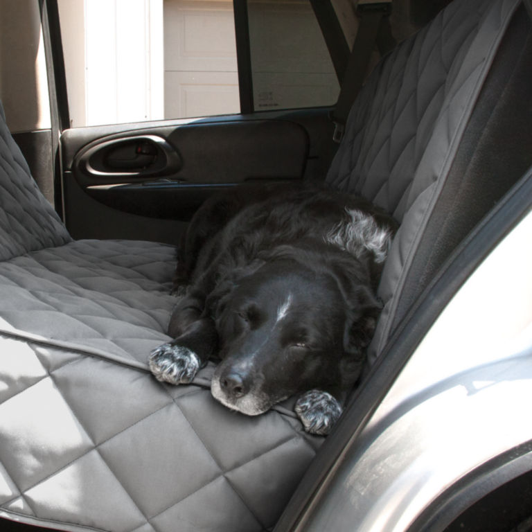 Grip-Tight® Quilted Hose-Off Hammock Seat Protector -  image number 5