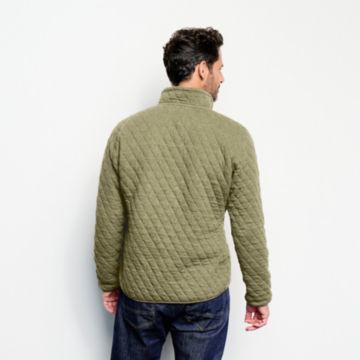 Outdoor Quilted Snap Sweatshirt -  image number 3