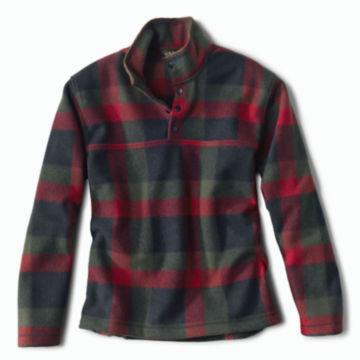 Green Mountain Snap-Neck Fleece -  image number 0