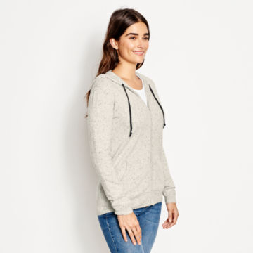 Cashmere Hooded Sweater -  image number 1
