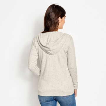 Cashmere Hooded Sweater -  image number 2