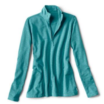 Sunwashed Quarter-Zip Sweatshirt -  image number 3