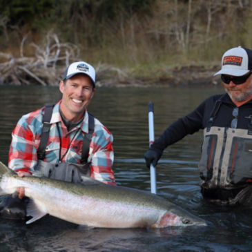 Chrome Chasers Fly Fishing, WA -