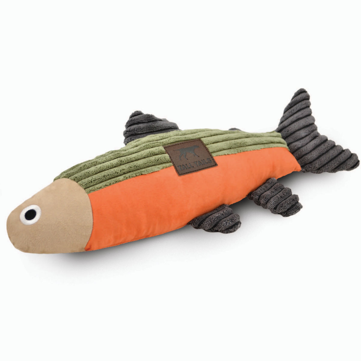 Fish Squeaky Dog Toy - image number 0