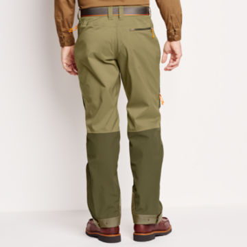 ToughShell Waterproof Upland Pants - OLIVE image number 3
