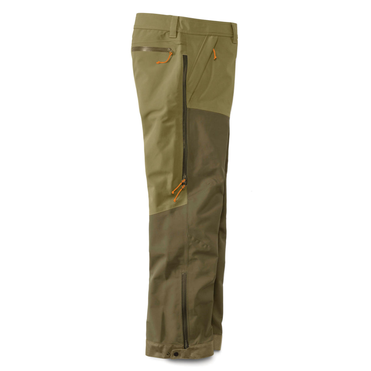 ToughShell Waterproof Upland Pants - OLIVEimage number 0