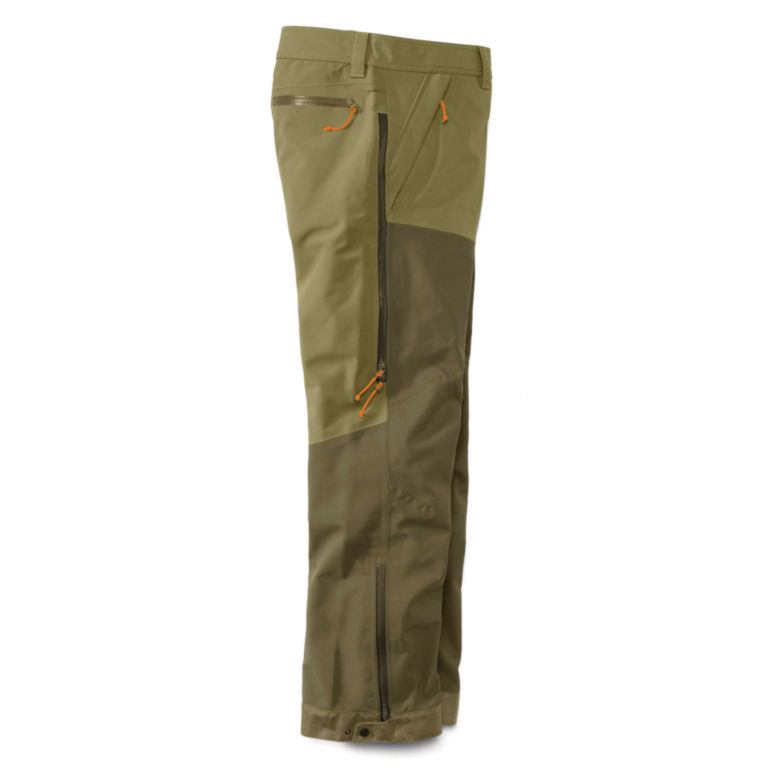 ToughShell Waterproof Upland Pants - OLIVE image number 0