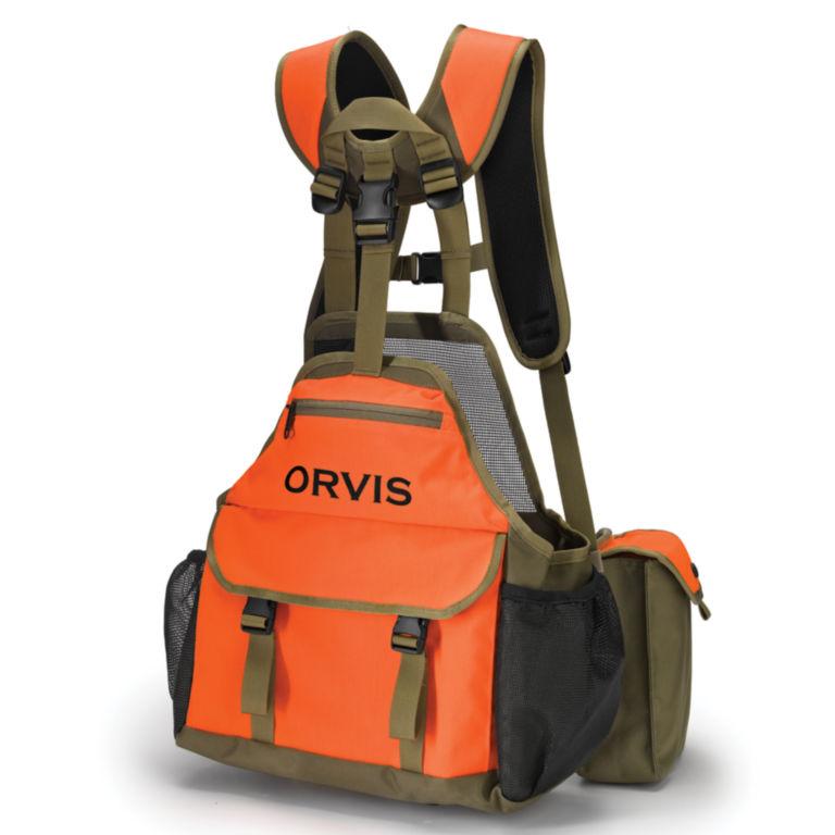 Pro Series Hunting Vest - OLIVE image number 1