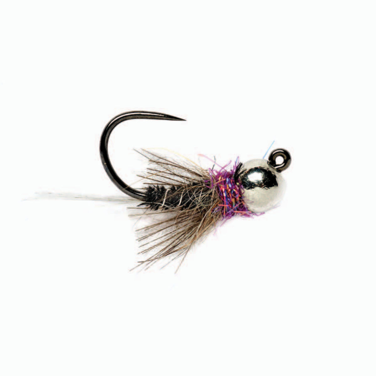 Tactical Tungsten Head Purple Jig - image number 0