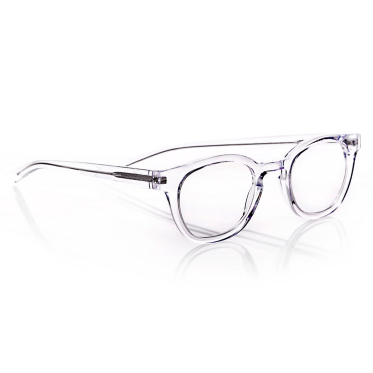 Eyebobs®  Waylaid Reading Glasses - CLEAR image number 1