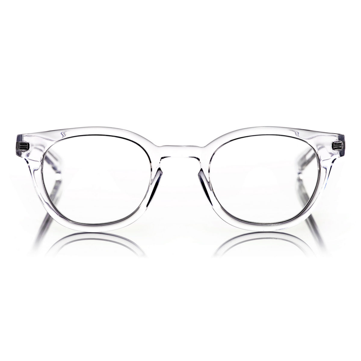 Eyebobs®  Waylaid Reading Glasses - CLEARimage number 0