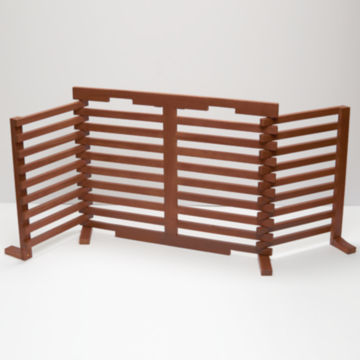Fold-Up Dog Gate -  image number 3