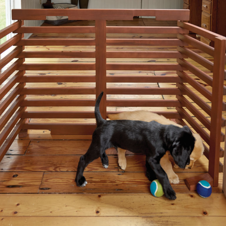 Fold-Up Dog Gate -  image number 0
