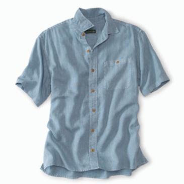 Hemp/Tencel®  Short-Sleeved Shirt -