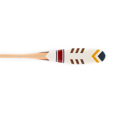 Sanborn Painted Paddle -