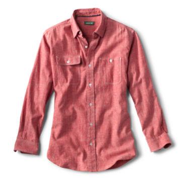 Hemp/Organic Cotton Chambray Shirt -