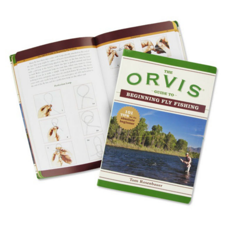The Orvis Guide to Beginning Fly Fishing -  image number 0