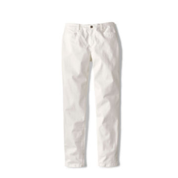 Sueded Stretch Chinos -  image number 4