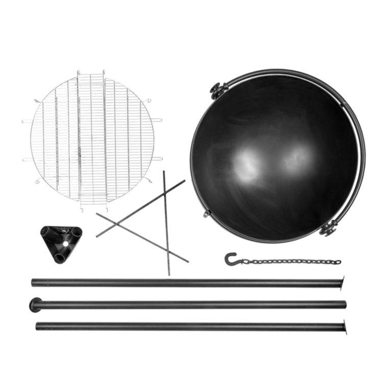 "Cowboy Cauldron - 30"" diameter -  image number 2"