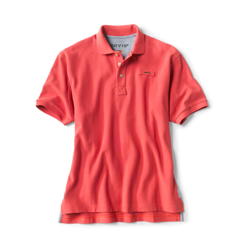 The Orvis Signature Polo - Regular