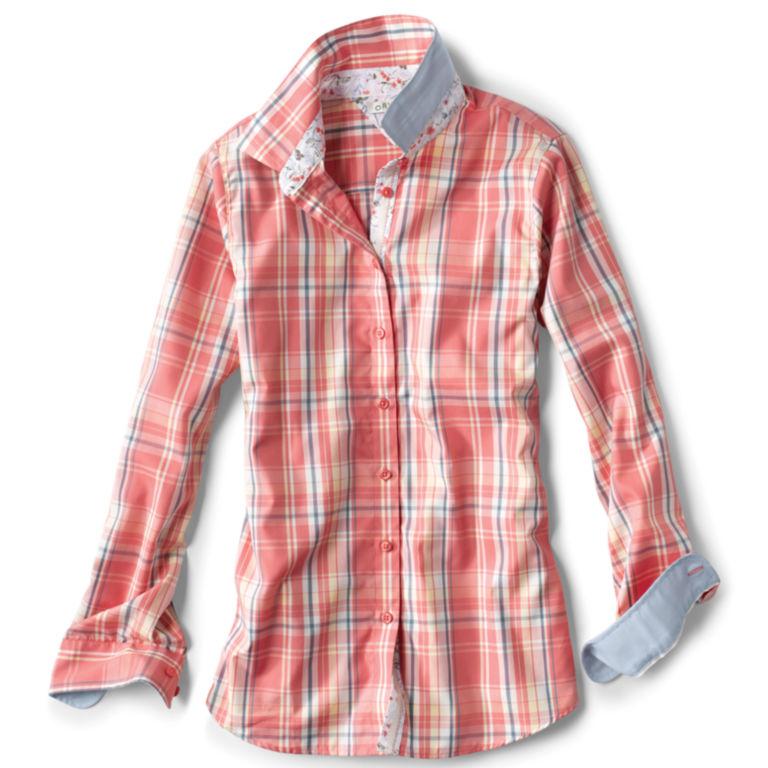 Wrinkle-Free Patterned Shirt -  image number 3