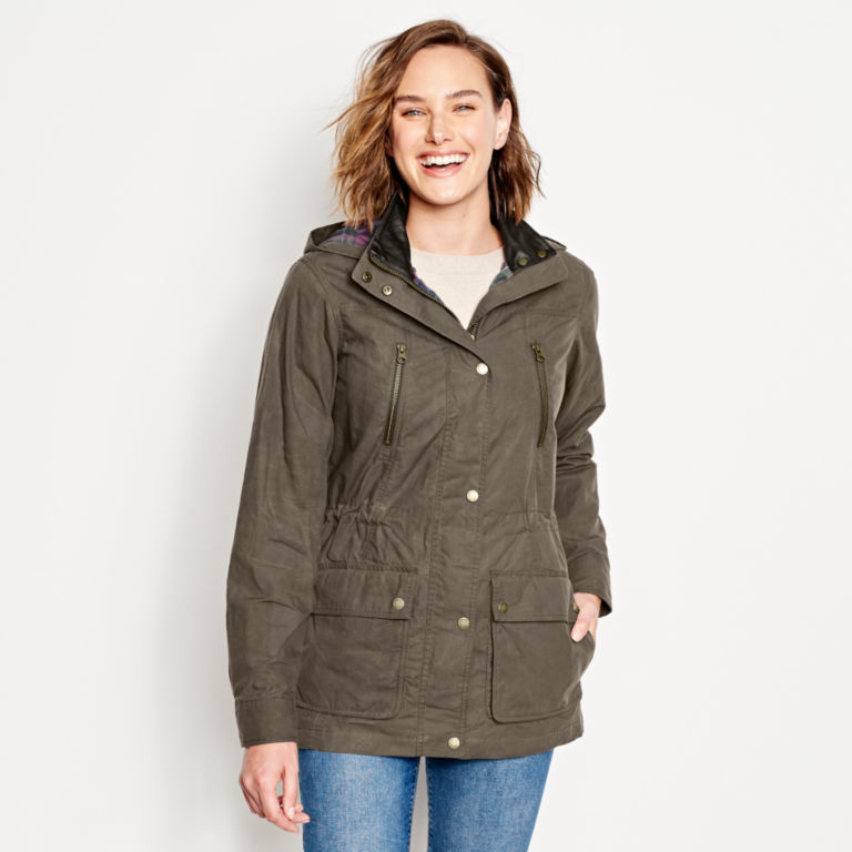 River Road Waxed Cotton Jacket -  image number 0