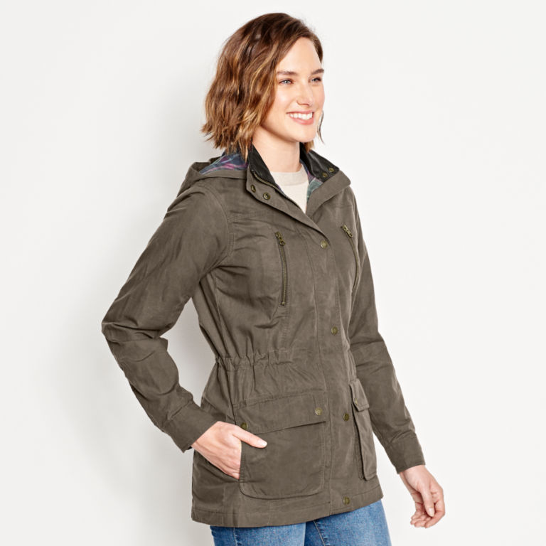 River Road Waxed Cotton Jacket -  image number 1