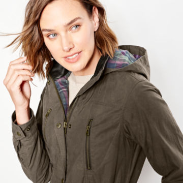 River Road Waxed Cotton Jacket -  image number 4