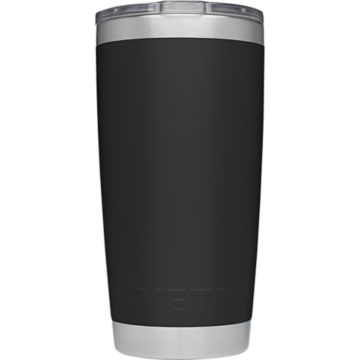 YETI®  20 oz. Rambler®  Tumbler w/ MagSlider™ Lid - BLACK image number 2
