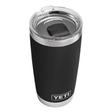 YETI®  20 oz. Rambler®  Tumbler w/ MagSlider™ Lid - BLACK image number 0