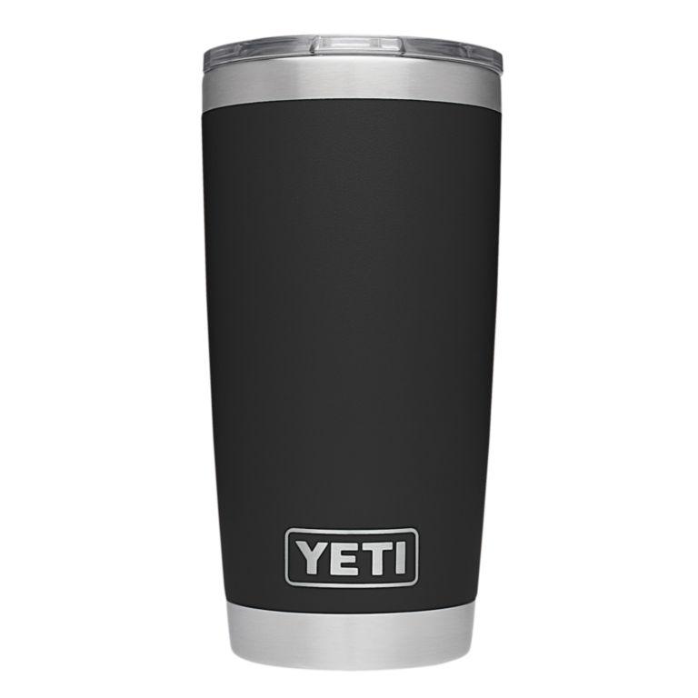 YETI®  20 oz. Rambler®  Tumbler w/ MagSlider™ Lid - BLACK image number 1