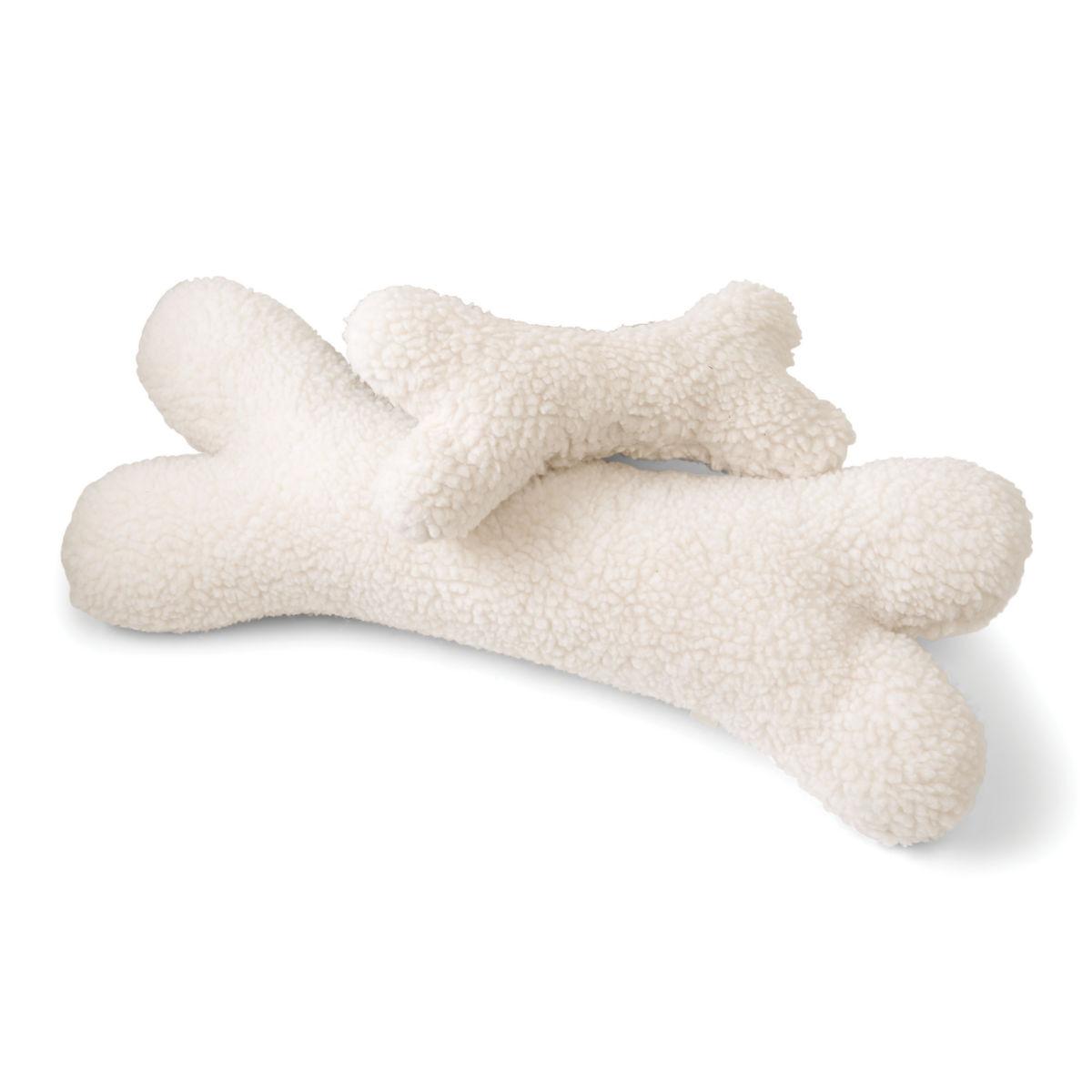 Fleece Dog Bone - image number 0