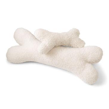 Fleece Dog Bone -
