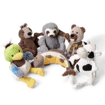 Animal Squeaky Toys -