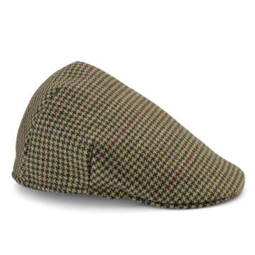 Tweed Balmoral Cap -